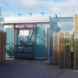 Heat Treatment Timber Drying Kilns
